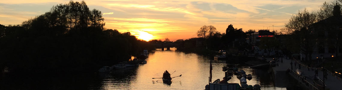 richmond-riverside-sunset-london