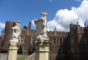 Hampton Court Palace, Richmond, London