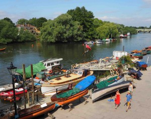 Richmond Riverside, Richmond, London
