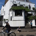 The White Swan pub, Twickenham